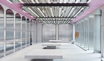 Get Inside Acne Studios, The Latest Brera District Fashion Store
