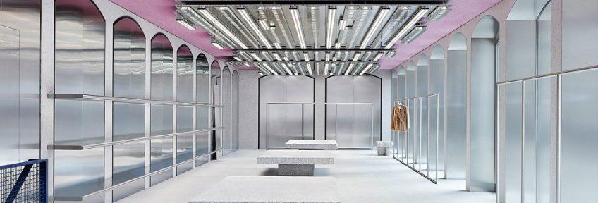 Get Inside Acne Studios, The Latest Brera District Fashion Store