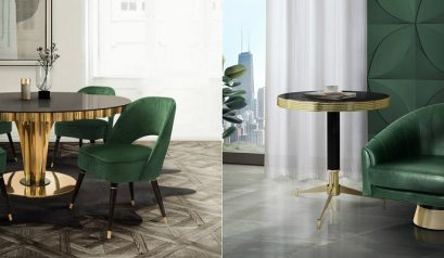 Green Home Interior Design Ideas To Match With 2018 Color Trends