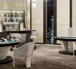 Meet A New Concept Of Luxury Home Entertainment By Vismara Design