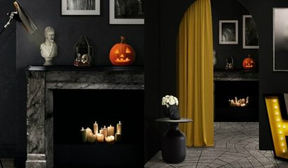Be Inspired By Super Chic Halloween Home Decor Ideas Halloween Home Decor Ideas Be Inspired By Super Chic Halloween Home Decor Ideas Inspiring Interior Design Projects For A Chic Halloween Home Decor feat 409x238