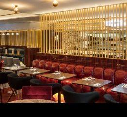 Tom Dixon Studio Designed The Wonderful Le Drugstore Brasserie, Paris ➤ To see more news about the Interior Design Shops in the world visit us at www.interiordesignshop.net/ #interiordesign #homedecor #interiordesignshop @interiordesignshop @bocadolobo @delightfulll @brabbu @essentialhomeeu @circudesign @mvalentinabath @luxxu @covethouse_