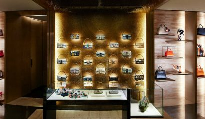 Be Amazed By The New Luxurious Boutique of Fendi in London