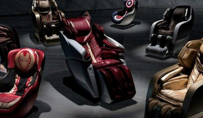 Collection Of Impressive Massage Chairs Inspired By Italian Supercars ➤ To see more news about the Interior Design Shops in the world visit us at www.interiordesignshop.net/ #interiordesign #homedecor #interiordesignshop @interiordesignshop @bocadolobo @delightfulll @brabbu @essentialhomeeu @circudesign @mvalentinabath @luxxu @covethouse_