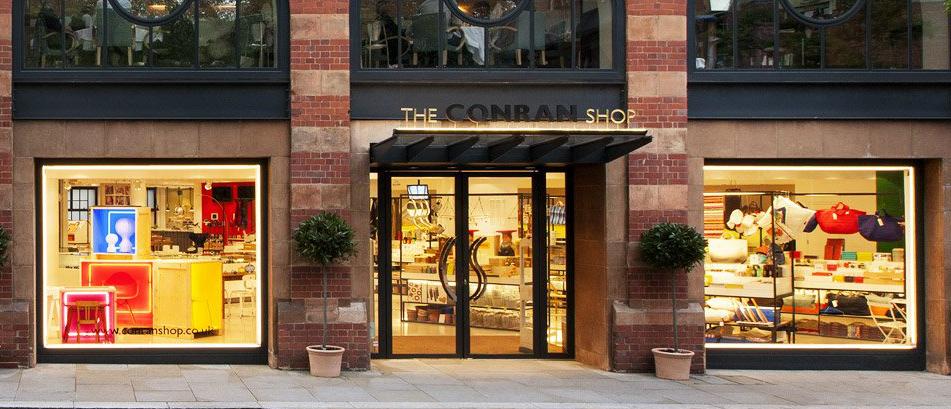 Luxury Furniture Shops – The Conran Shop, London