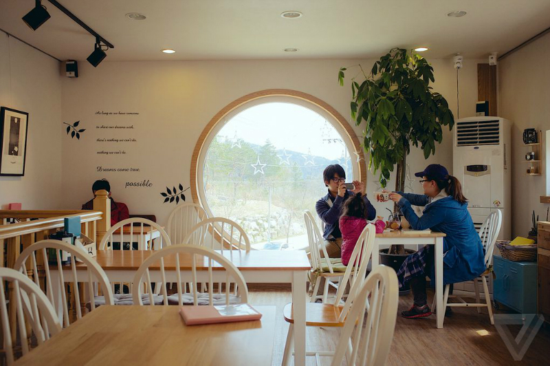 Coffee Shops 7 Coffee Shops Around the World that Will Keep You Awake! dreamycameracafe02