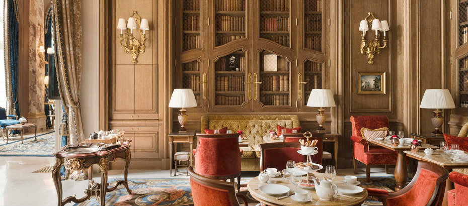 5 Places With Amazing Interior Decoration for Tea Time