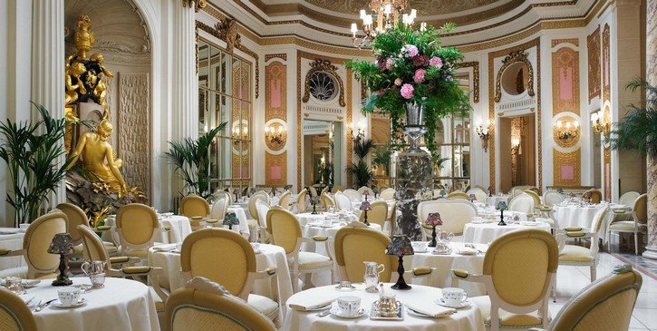 5 Places With Amazing Interior Decoration for Tea Time interior decoration 5 Places With Amazing Interior Decoration for Tea Time ritz