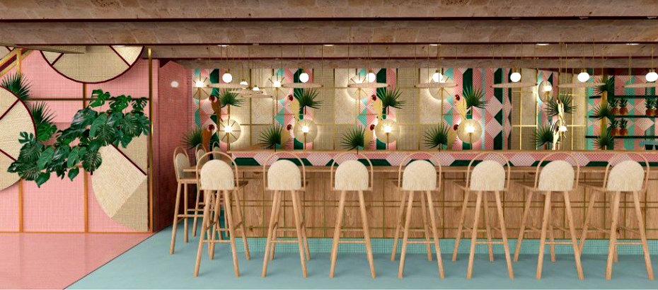 Check Out The Contemporary Design of This Sushi Restaurant