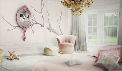 Turn Your Kids'Bedroom Decor Into a True Wonderland