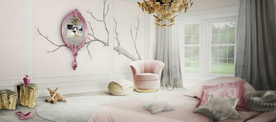 Turn Your Kids'Bedroom Decor Into a True Wonderland