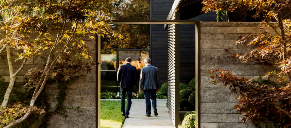 Here Is The New Modern Design of  The French Laundry