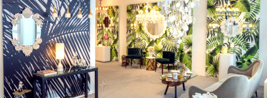 Lucinda Loya is the ID of The Newest Design Showroom in NY