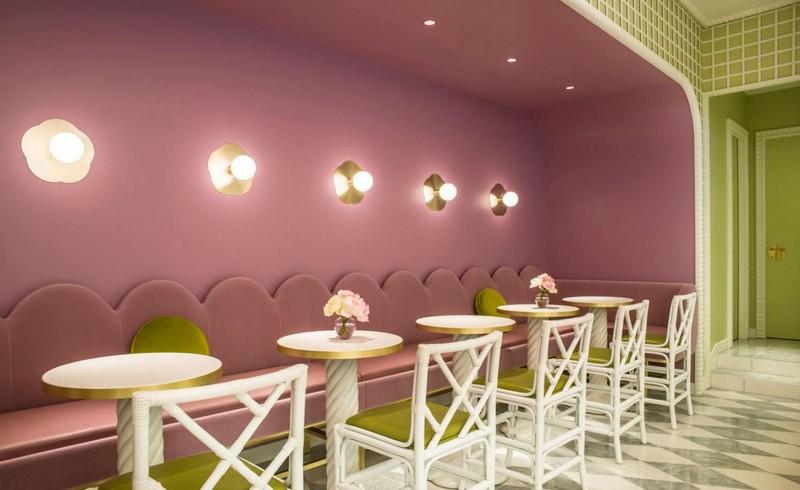 The New Interior Decoration Of Ladurée's Tokyo Salon interior decoration The New Interior Decoration Of Ladurée's Tokyo Salon 6cf60ec6e79a88dfbe907273e96624c0