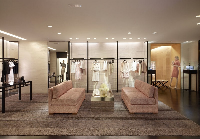 Step Inside The New Luxury Chanel Store In New York