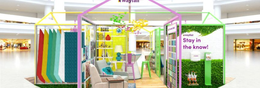 Wayfair's New Pop-Up Store Concept