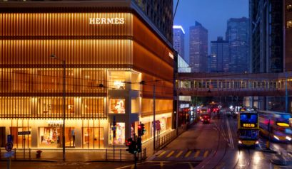 Everything About The New Hermès Store Project