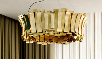 Improve Your Living Room Decor With These Mid-Century Chandeliers