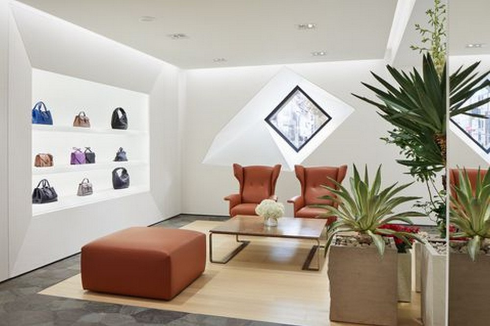The New Bottega Veneta Flagship Store In Tokyo Bottega Veneta flagship store The New Bottega Veneta Flagship Store In Tokyo The New Bottega Veneta Flagship Store In Tokyo 3