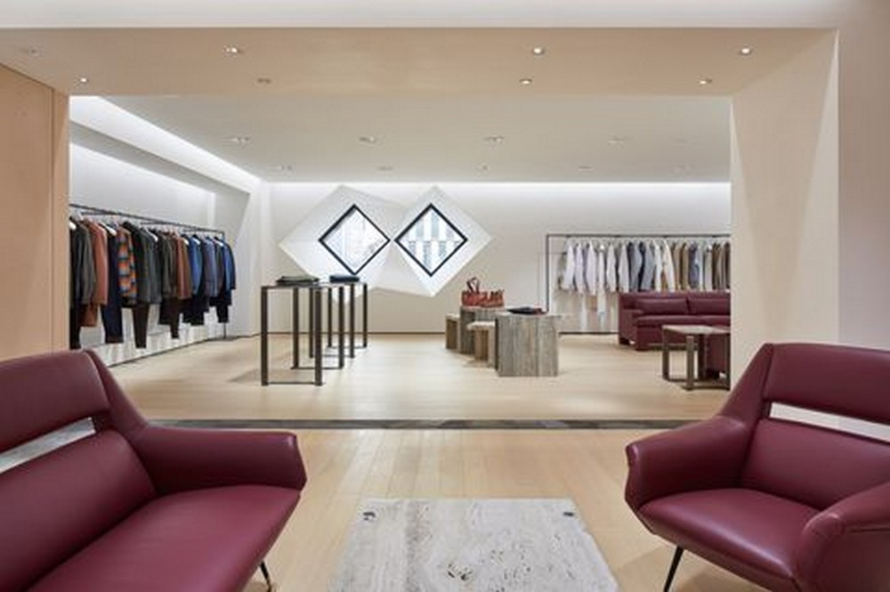 The New Bottega Veneta Flagship Store In Tokyo Bottega Veneta flagship store The New Bottega Veneta Flagship Store In Tokyo The New Bottega Veneta Flagship Store In Tokyo 4