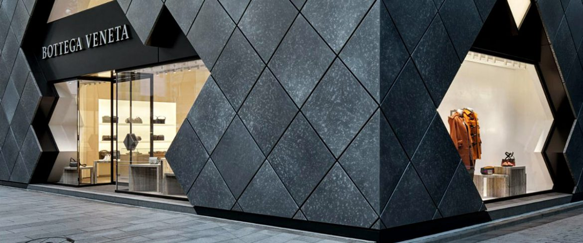 The New Bottega Veneta Flagship Store In Tokyo Bottega Veneta flagship store The New Bottega Veneta Flagship Store In Tokyo The New Bottega Veneta Flagship Store In Tokyo capa