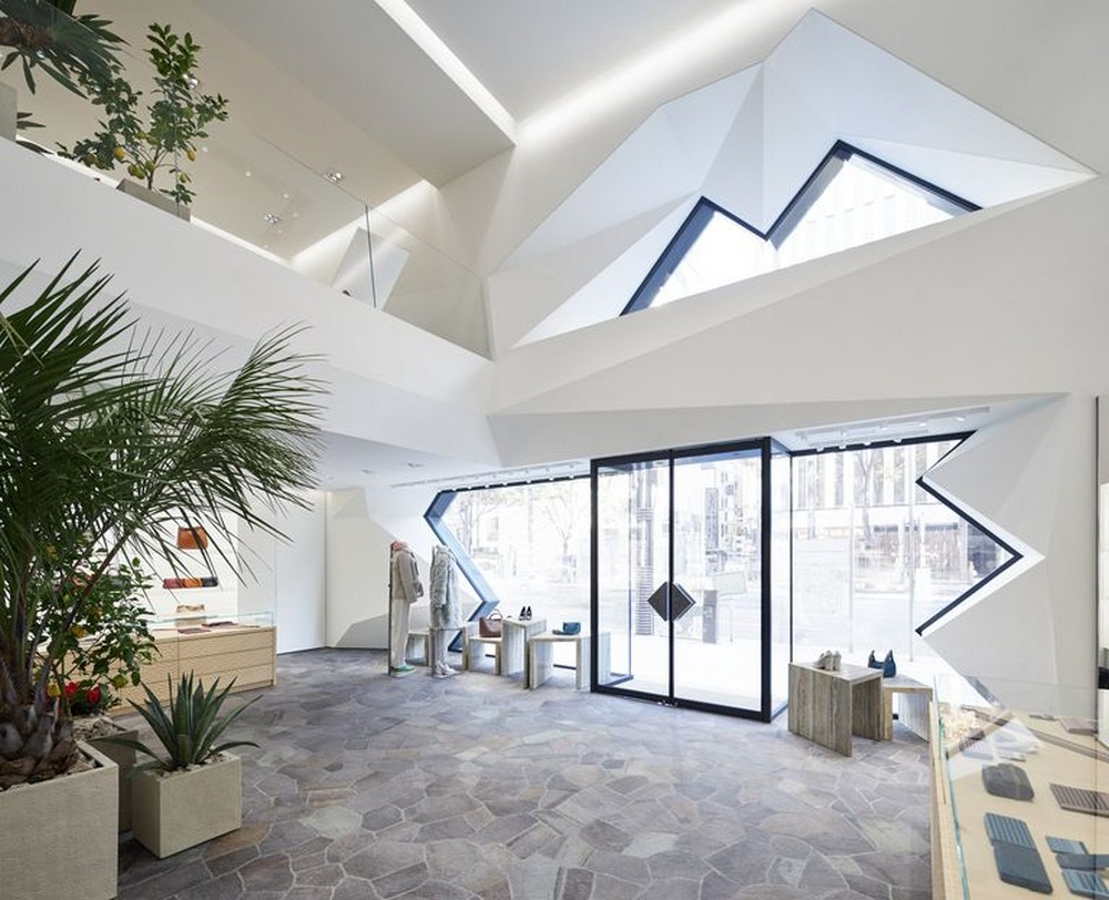 The New Bottega Veneta Flagship Store In Tokyo Bottega Veneta flagship store The New Bottega Veneta Flagship Store In Tokyo The New Bottega Veneta Flagship Store In Tokyo