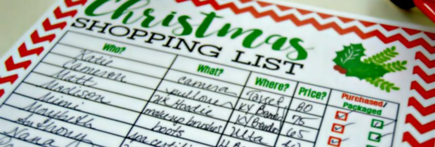 The Ultimate Shopping List For The Holiday Season holiday season The Ultimate Shopping List For The Holiday Season The Ultimate Shopping List For The Holiday Season capa 848x288