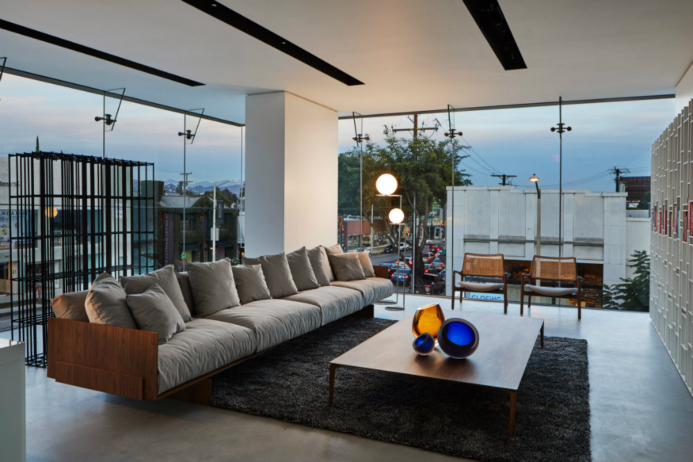 Luminaire shop opens in Los Angeles with a contemporary showroom  luminaire Luminaire shop opens in Los Angeles with a contemporary showroom Luminaire shop opens in Los Angeles with a contemporary showroom 3