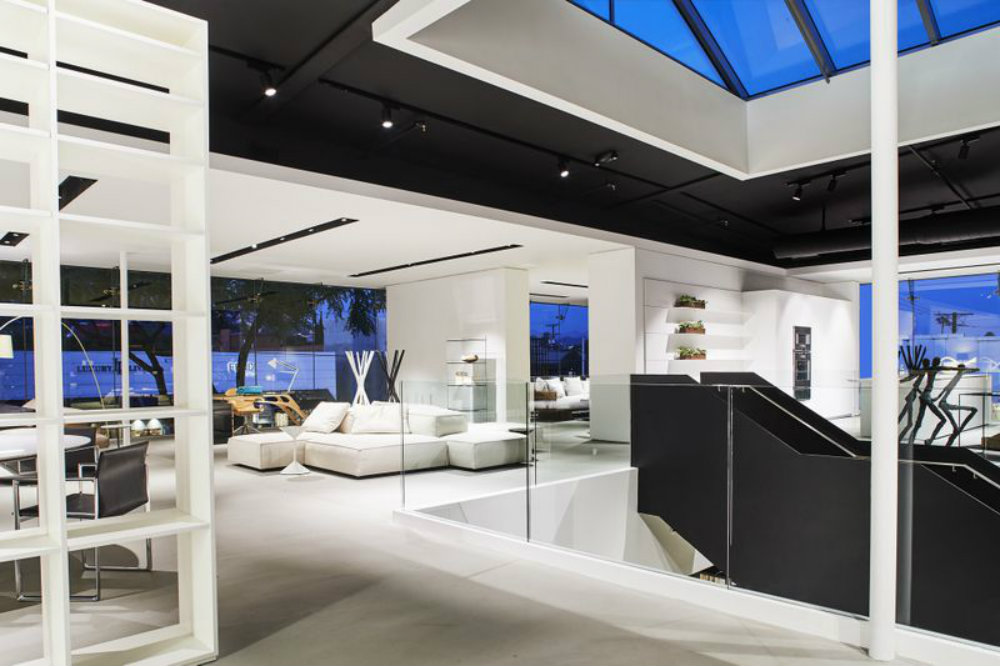 Luminaire shop opens in Los Angeles with a contemporary showroom luminaire Luminaire shop opens in Los Angeles with a contemporary showroom Luminaire shop opens in Los Angeles with a contemporary showroom