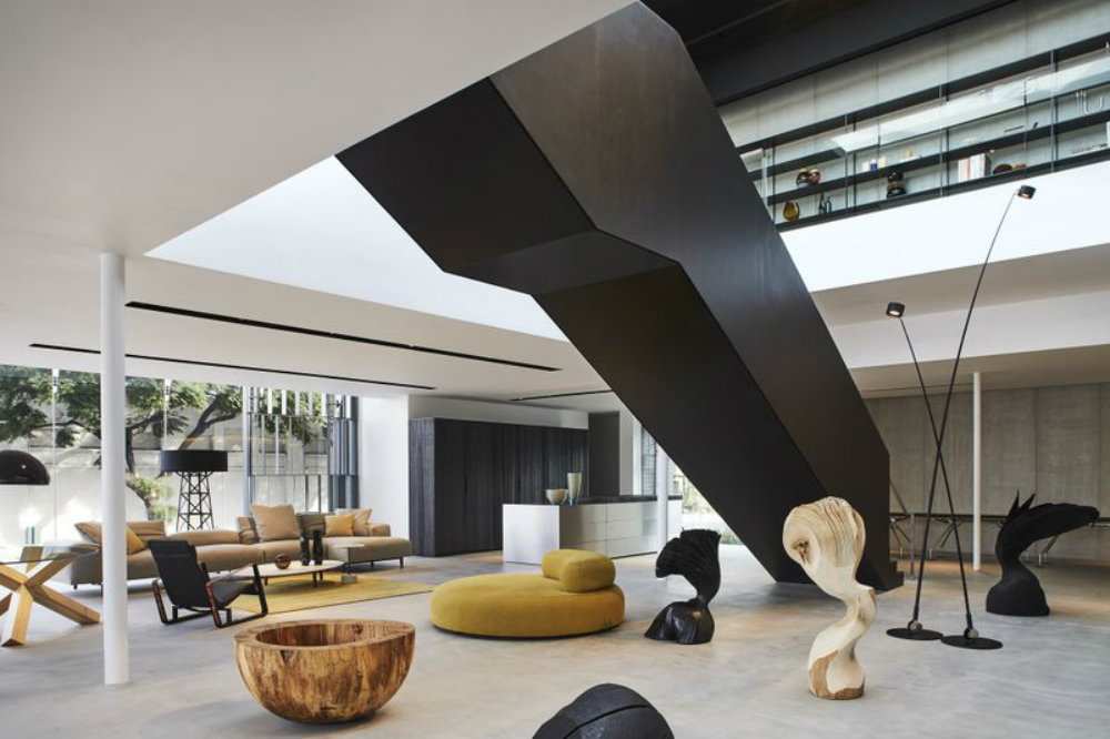 Luminaire shop opens in Los Angeles with a contemporary showroom luminaire Luminaire shop opens in Los Angeles with a contemporary showroom Luminaire shop opens in Los Angeles with a contemporary showroom2