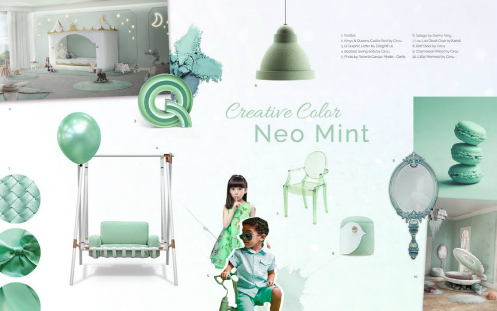 Neo-mint is the perfect gender neutral colour for your kid's bedroom 3 kid's bedroom Neo-mint is the perfect gender neutral colour for your kid's bedroom Neo mint is the perfect gender neutral colour for your kid   s bedroom 4
