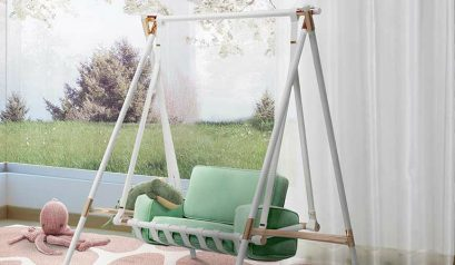 Neo-mint is the perfect gender neutral colour for your kid's bedroom 3 kid's bedroom Neo-mint is the perfect gender neutral colour for your kid's bedroom Neo mint is the perfect gender neutral colour for your kid   s bedroom f 409x238