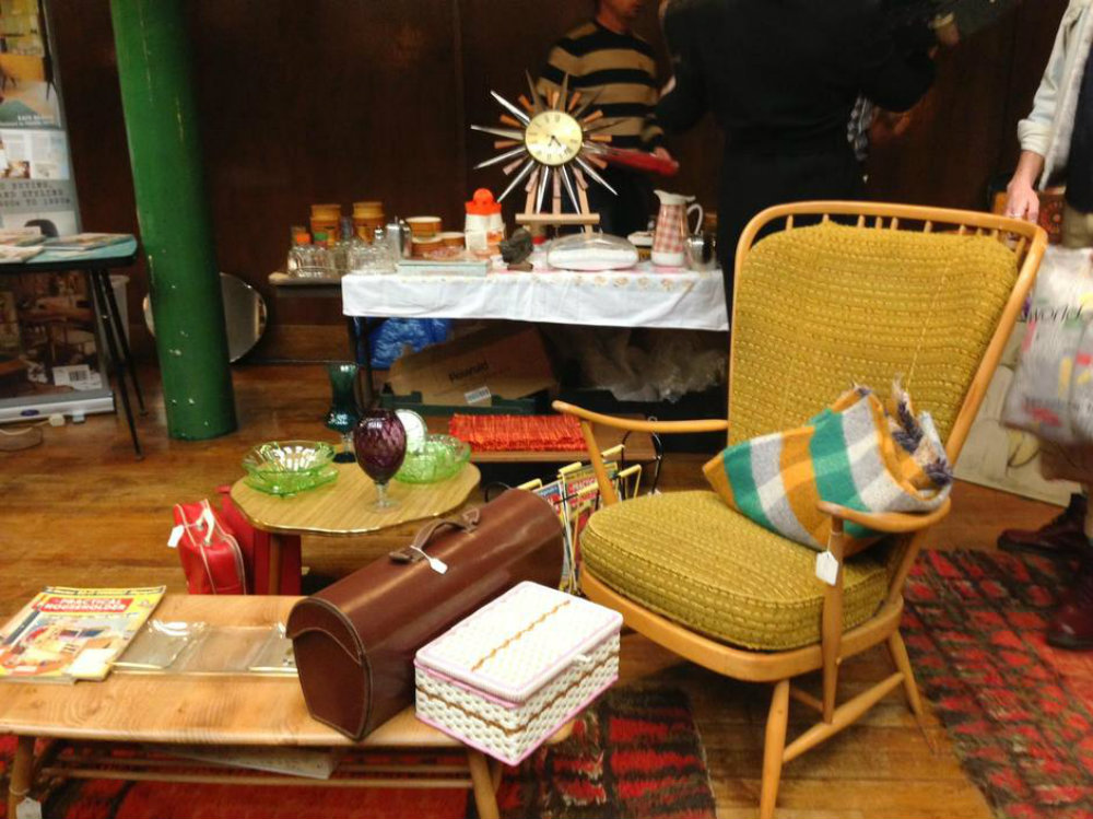 There is a new London Flea market opening in March