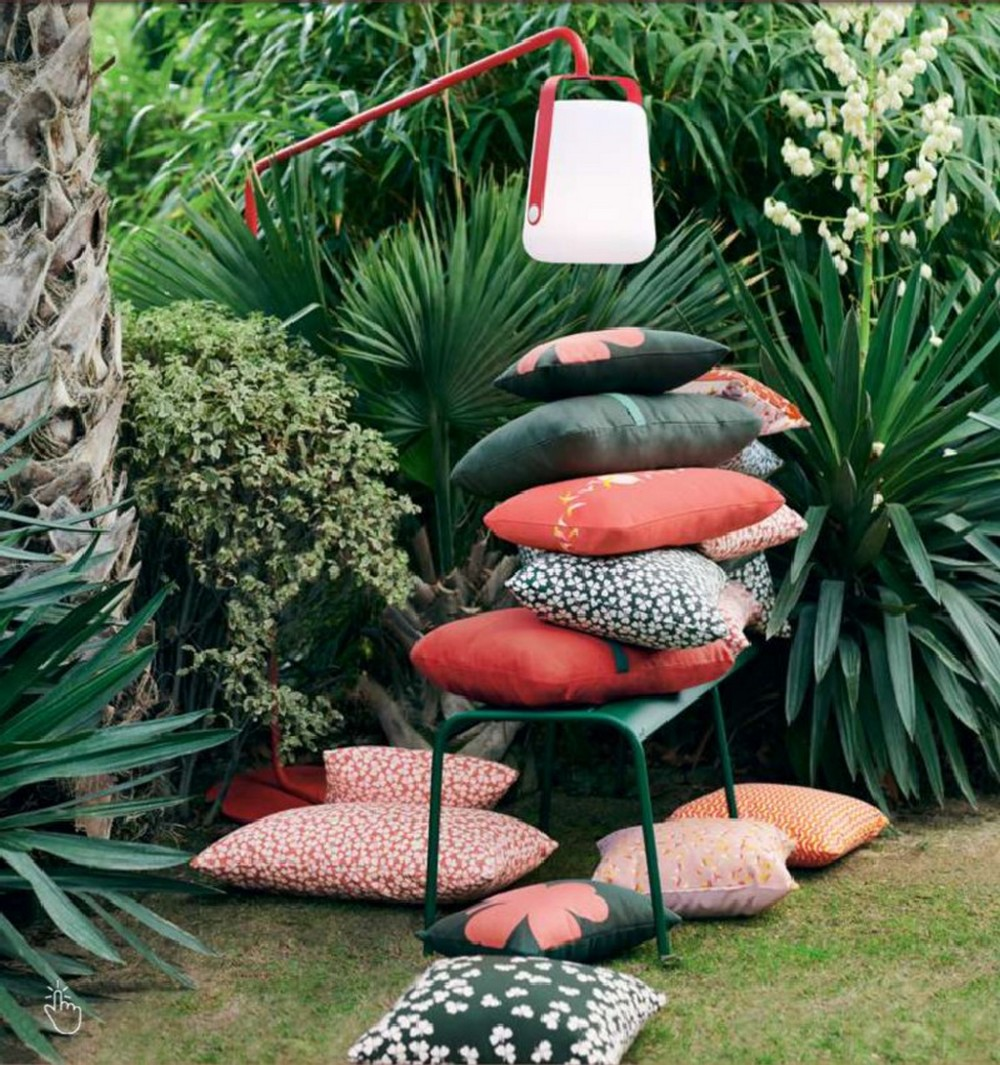 Upgrade Your Garden Design With Fermob Newest Collection garden design Upgrade Your Garden Design With Fermob Newest Collections Upgrade Your Garden Design With Fermob Newest Collection 3
