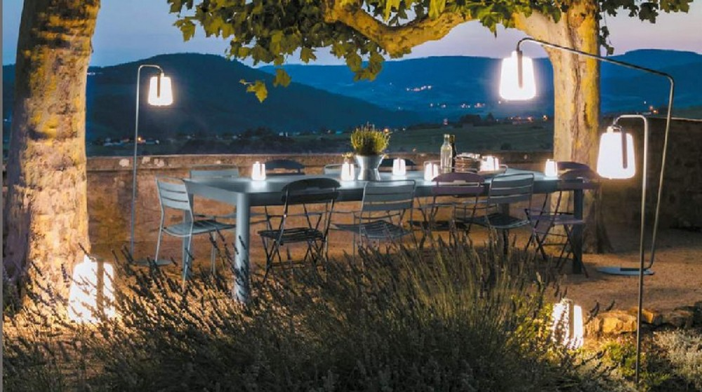 Upgrade Your Garden Design With Fermob Newest Collection garden design Upgrade Your Garden Design With Fermob Newest Collections Upgrade Your Garden Design With Fermob Newest Collection