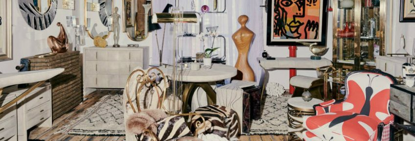 Visit the new store for luxury interior design shop 1stdibs
