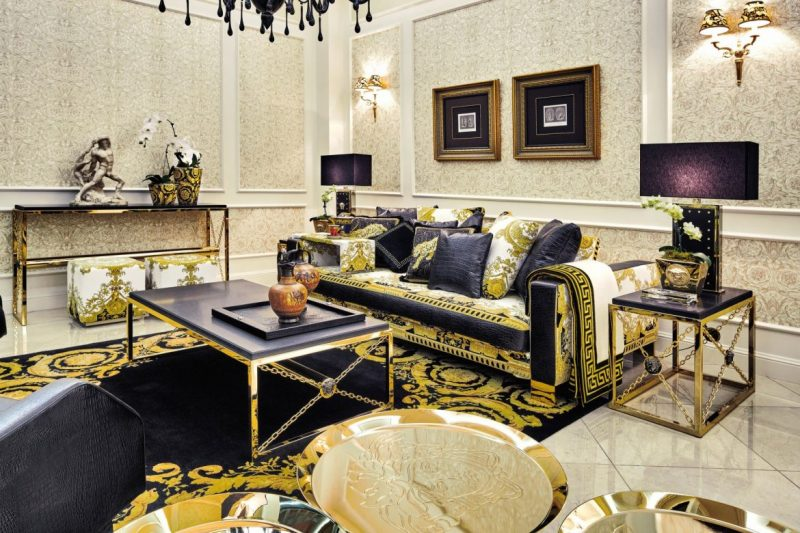 Find Your Interior Design Passion Through Versace Home Versace Home Find  Your Interior Design Passion Through
