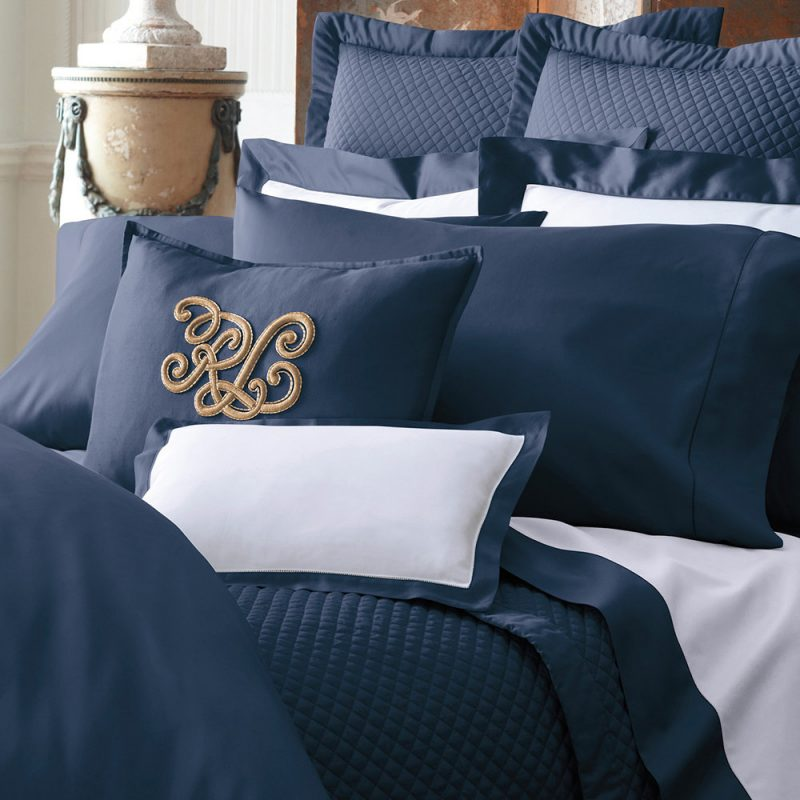 Amara, The Home For Luxury Interior Design Brands amara interior design Amara, The Home For Luxury Interior Design Brands langdon navy duvet cover king 452375 e1552297222680
